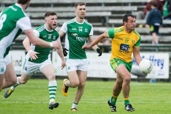 Listen: Frank McGlynn on how patience and discipline were key for Donegal