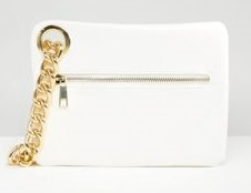 ASOS Chain Handle Clutch Bag €24