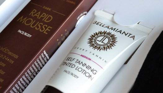 Review: Bellamianta tan – a Christmas wish come true?
