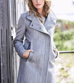 Zip Coat