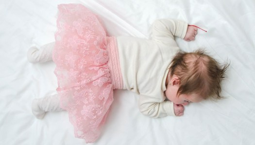 How to get your 'Bleeping' baby to sleep