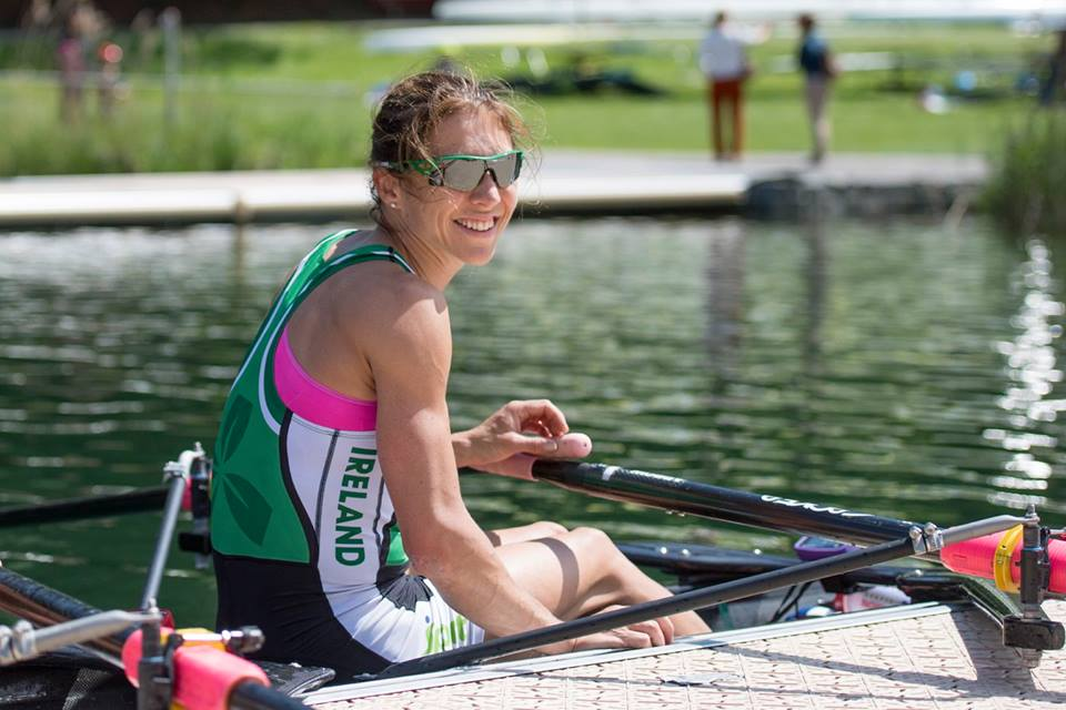 Sinead Jennings. Image: Rowing Celebration