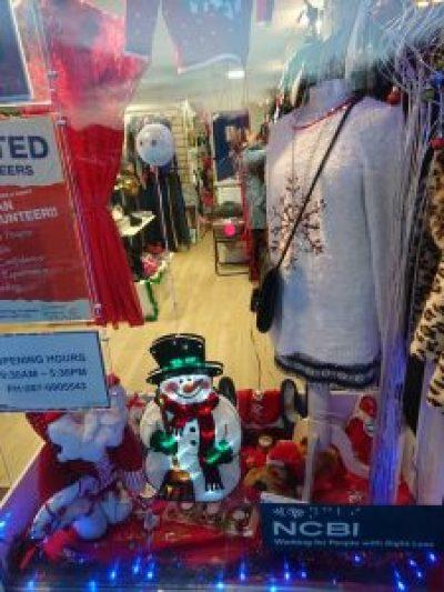 Christmas stock in the NCBI shop