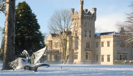 Royal visitor expected at Lough Eske Castle