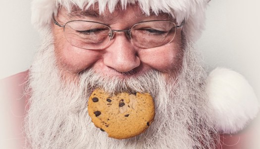 Here's how many calories Santa will eat tonight