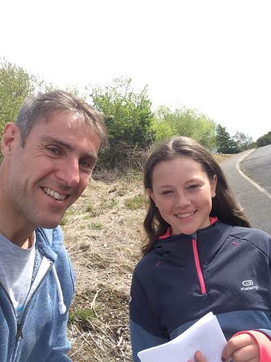 Shauna was supported by sponsors such as Voodoo owner Jason Black ahead of her trip to Denmark.