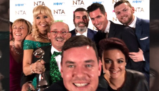 Donegal delights after Mrs Brown's Boys NTA win