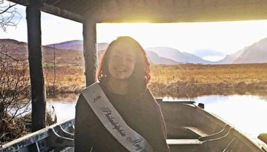 'Philadelphia Mary' Marissa's fairytale trip to Donegal