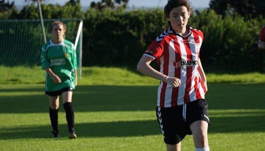 Mulroy's Caoimhe Walsh savours her All-Ireland final heroics