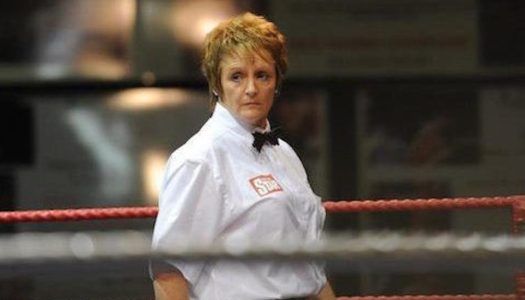 Donegal woman Sadie Duffy is honoured by Irish Boxing Board