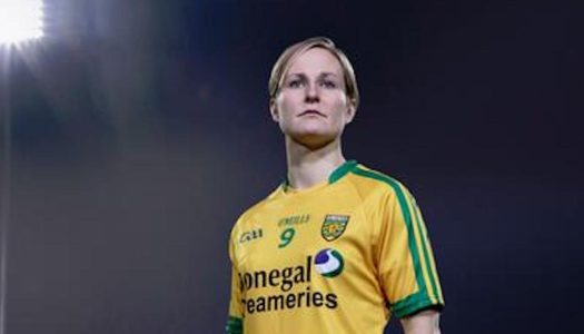 Karen Guthrie looks to make the most of modern ways with Donegal ladies