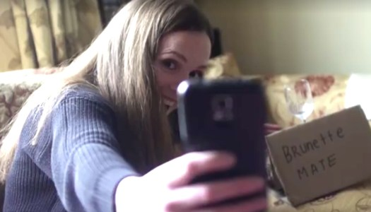 WATCH: A hilarious swipe at adverts for women
