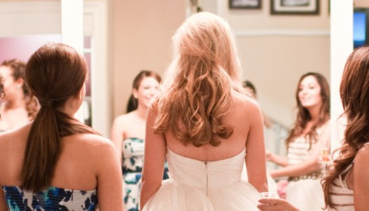 What happens at a Bridal Trunk Show
