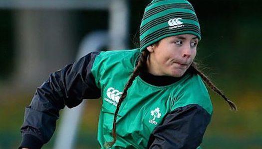 Cappry woman Larissa Muldoon returns to Irish Women's squad