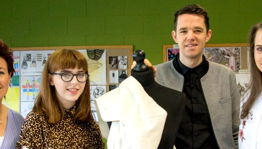 LYIT designers fly the fashion flag for Donegal