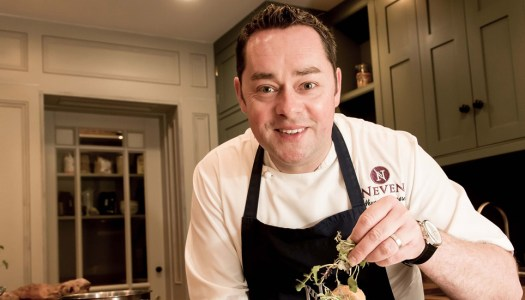Neven Maguire brings entertaining food demo to Donegal