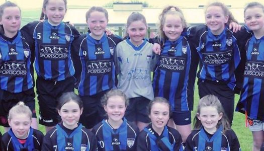 Raphoe Town's schoolgirls on a mission to find equality in Donegal soccer