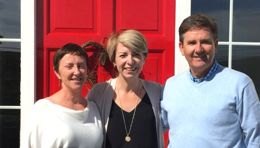 Why Daniel and Majella's Donegal visit was so special to us