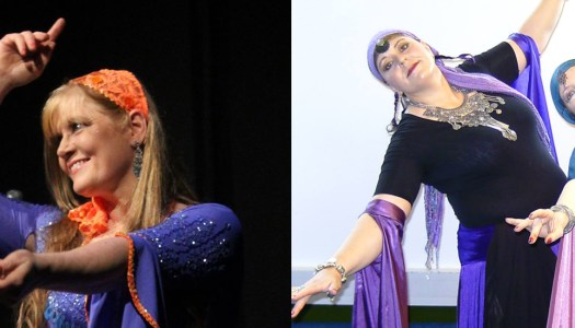 Donegal women sparkle and shimmy for World Belly Dance Day