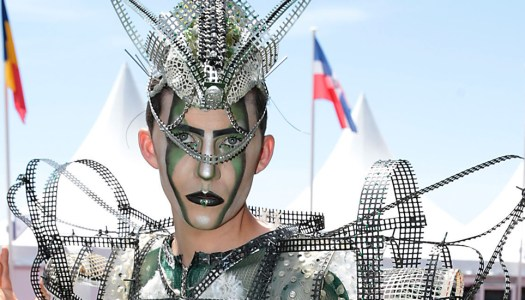 Young Donegal designer dazzles with the stars in France