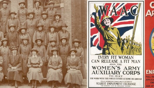Could you be related to this remarkable Donegal servicewoman?