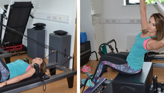 Review: Learning the ropes of Reformer Pilates with JT Physio