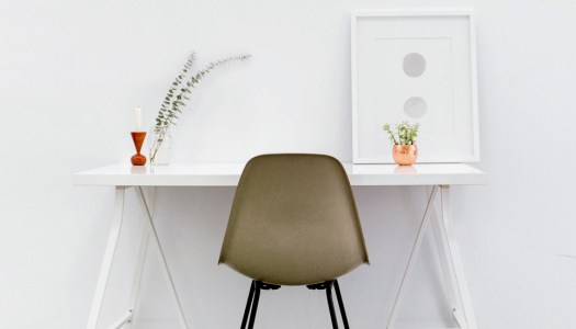 Get organised: How to make an office space anywhere at home