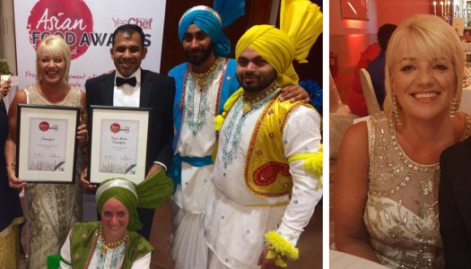 Chandpur earns top Asian Restaurant and Chef Awards