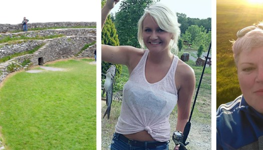 How a Donegal woman's discovery shares a message of love across the world