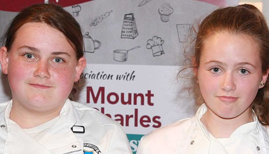 How Margaret and Molly's Mulroy Bay mussels made a marvellous meal