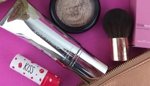Skin 101 | Holiday makeup bag must-haves