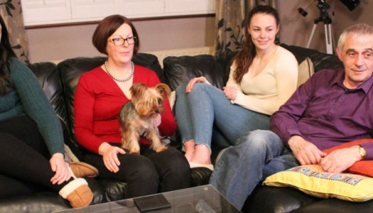 It could be your clan on the couch in the next Gogglebox Ireland