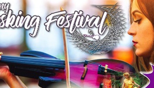 Shop to the sound of music at the Letterkenny Busking Festival