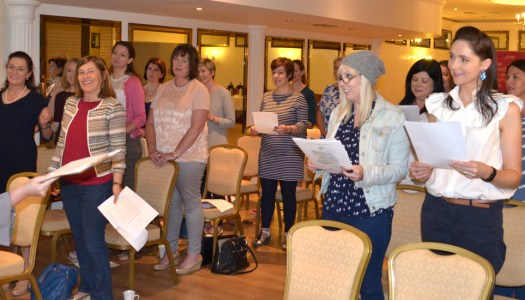 Donegal Women in Business become pitch perfect