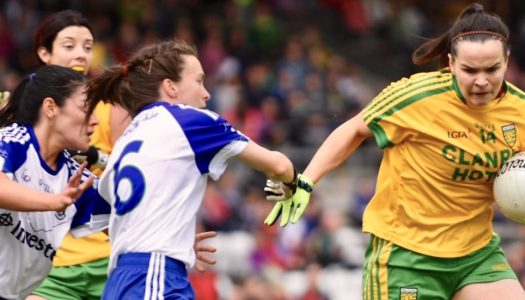 McLaughlin magic drives Donegal ladies to Ulster title