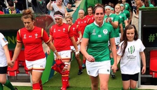 Nora Stapleton: A decade in rugby and a half-century in the Irish green