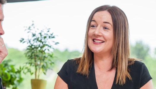 Charting the success of business leader Larissa Feeney
