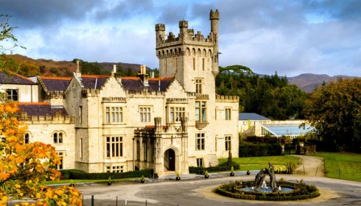 Luxurious Lough Eske Castle named among Ireland's Top 3 hotels