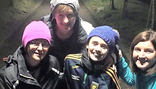Donegal mum champions 5K event to fast-track a cure for paralysis