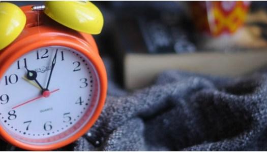 Why do the clocks go back?