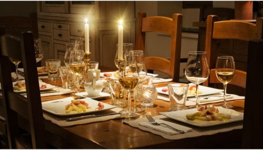 Woman's Words: An unfortunate family dinner