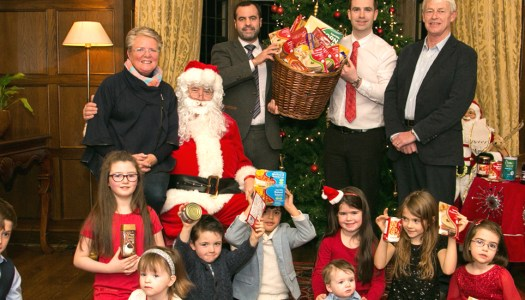Lough Eske Castle adds goodwill to Christmas lights switch-on