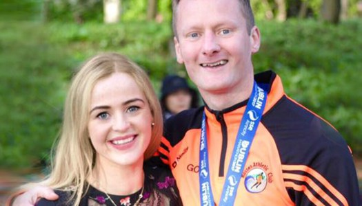 Donegal couple are in it for the long run after a marathon proposal