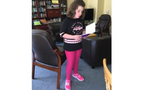 Schoolgirl's moving poem captures impact of the Donegal Floods
