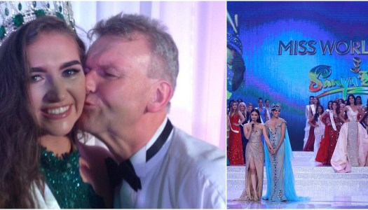 Miss Ireland Lauren is the pride of the country after reaching Miss World final