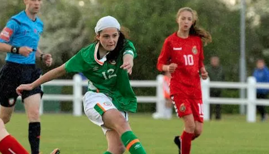 Amy Boyle-Carr joins ever-growing Donegal contingent in Ireland senior squad