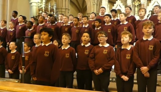 WATCH: Incredible Donegal boys choir shows true Christmas spirit