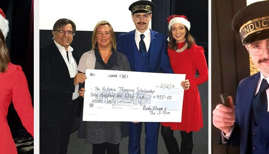 Events: The S-Mum and Rushe Fitness raise €2,000 in Polar Express fundraiser
