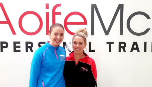 Aoife McGill's passion to help us be fit, strong and unstoppable in 2018