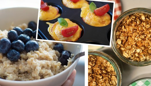 5 healthy hunger-busting breakfast ideas